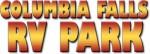 Columbia Falls RV Park Logo