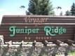 Juniper Ridge RV Resort Logo