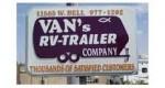 Vans RV-Trailer Logo