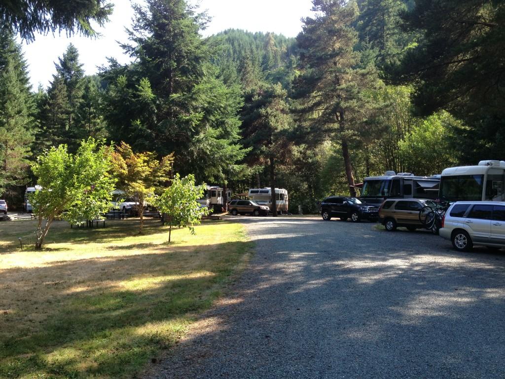 Remote Outpost RV Park, Remote OR