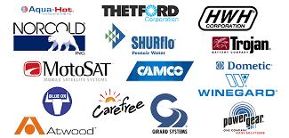 RV Manfacture Logos