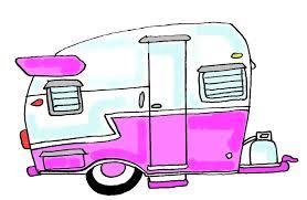 Caravan Clip Art 02