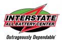Interstate All Battery Center Logo